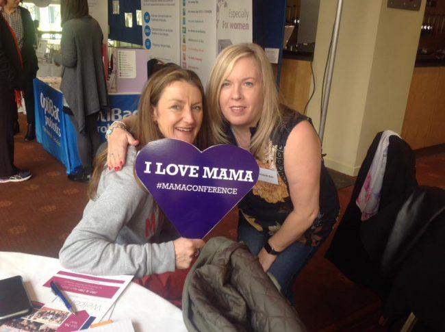I Love MaMa! With Elizabeth Bain at MaMa 2017